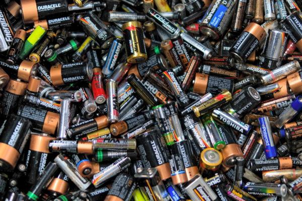 Smistamento batterie Malpensa