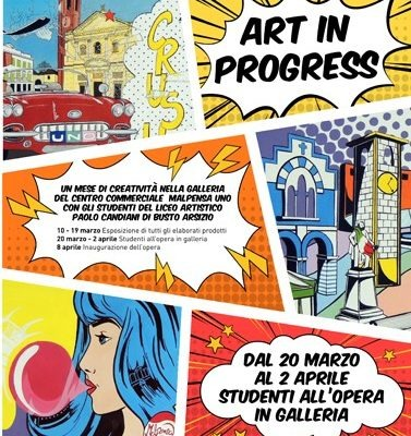 evento comics malpensaUNO
