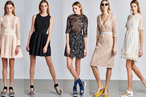 negozio abbigliamento donna elegante malpensa